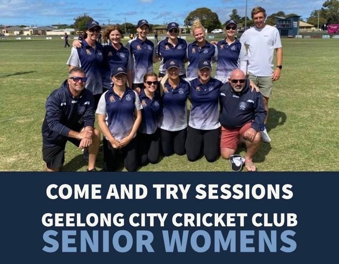 Come & Try Sessions - Geelong Women